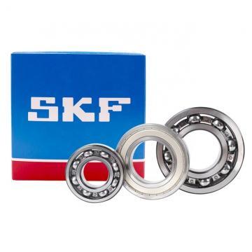 3.74 Inch | 95 Millimeter x 6.693 Inch | 170 Millimeter x 1.26 Inch | 32 Millimeter  SKF QJ 219 N2MA/C4B20  Angular Contact Ball Bearings