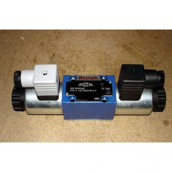 REXROTH 4WMM 6 D5X/F R900469301 Directional spool valves #1 image